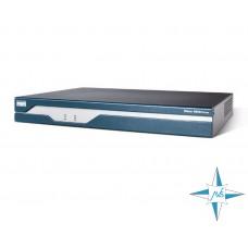 Маршрутизатор Cisco 1800 model 1841, порты 4xRJ45
