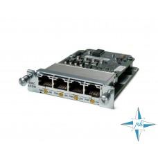 Сетевой адаптер Cisco HWIC-4ESW 4-Port 73-8474-06 A0