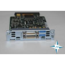 Сетевой адаптер Cisco WIC-2T 2-Port Serial WAN Module 800-03181-03