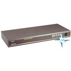 Переключатель KVM D-Link DKVM-8E, 8-Port Switch